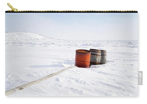 The Barrels Carry-all Pouch