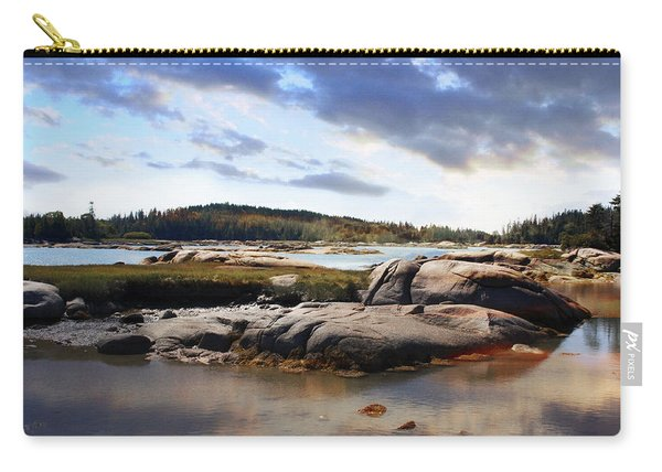 The Basin, Vinalhaven, Maine Carry-all Pouch