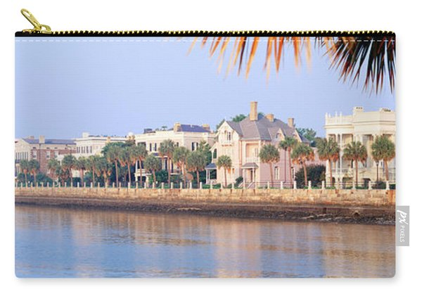 The Battery, Waterfront, Charleston Carry-all Pouch