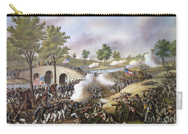 The Battle Of Antietam, Carry-all Pouch