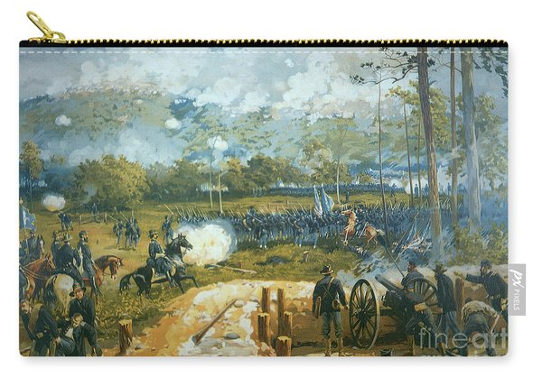 The Battle Of Kenesaw Mountain Carry-all Pouch