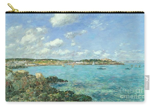 The Bay Of Douarnenez Carry-all Pouch