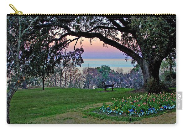 The Bay View Bench Carry-all Pouch