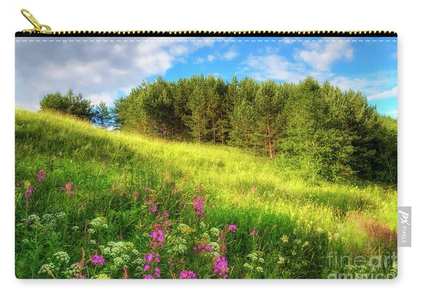 The Beach Meadow Carry-all Pouch
