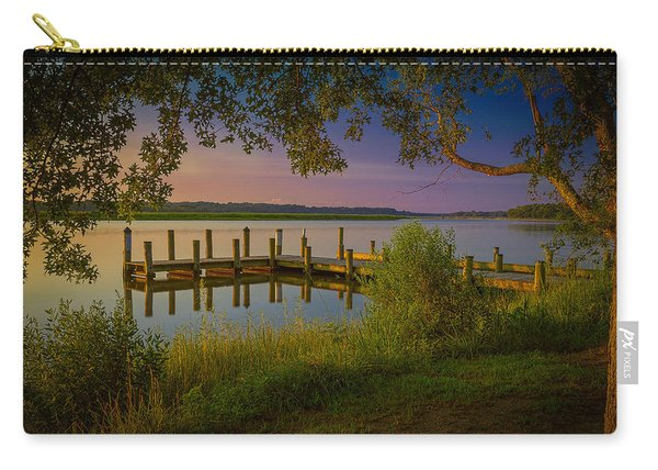 The Beautiful Patuxent Carry-all Pouch
