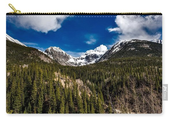 The Beautiful San Juan Mountains Carry-all Pouch