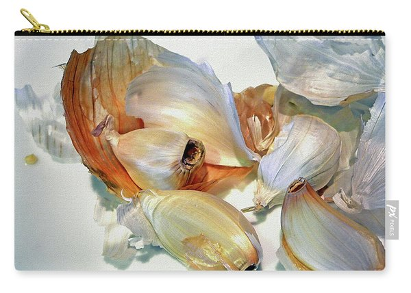 The Beauty Of Garlic Carry-all Pouch
