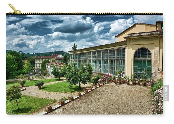 The Beauty Of The Boboli Gardens Carry-all Pouch