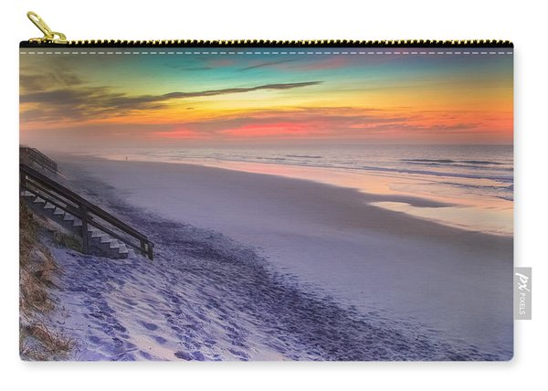 The Beauty Of Topsail Island Carry-all Pouch