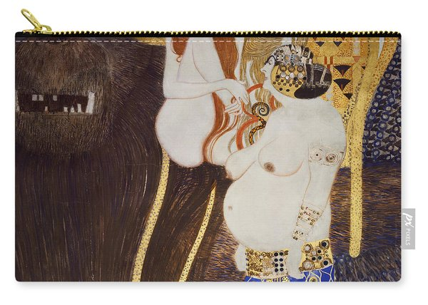 The Beethoven Frieze Carry-all Pouch