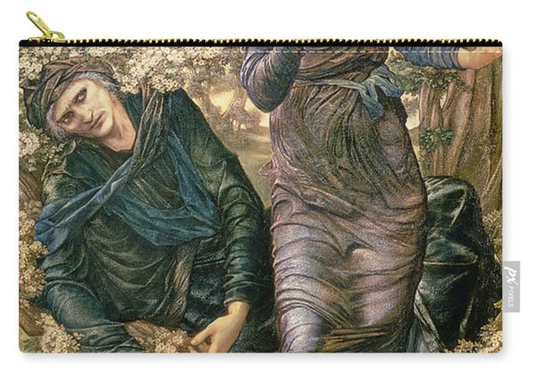 The Beguiling Of Merlin Carry-all Pouch