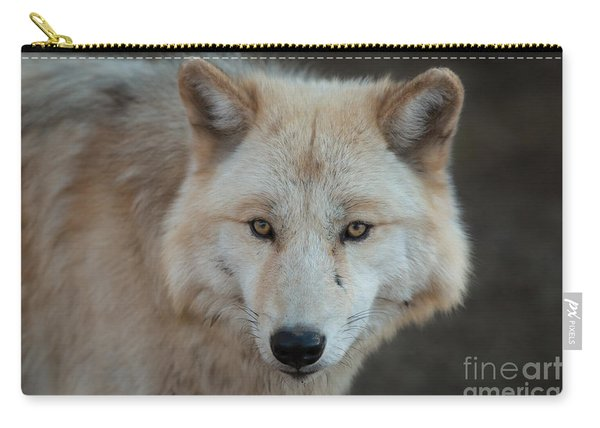 The Big Beautiful Wolf Carry-all Pouch