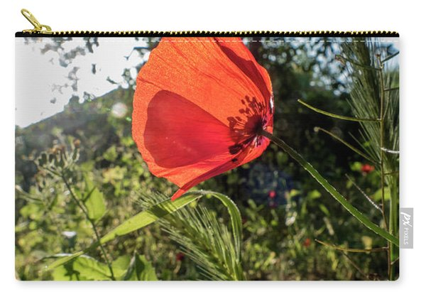 The Big Red Carry-all Pouch