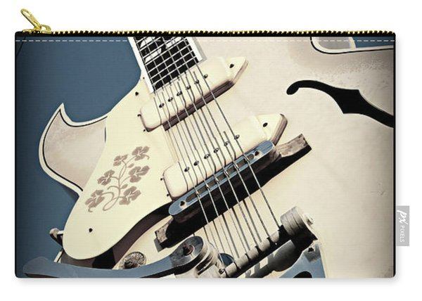 The Birthplace Of Rock N Roll Carry-all Pouch