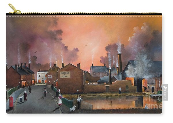 The Black Country Village Carry-all Pouch