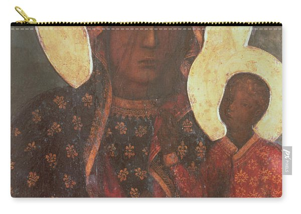 The Black Madonna Of Jasna Gora Carry-all Pouch