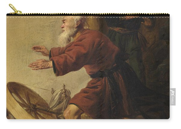 The Blind Tobit Carry-all Pouch