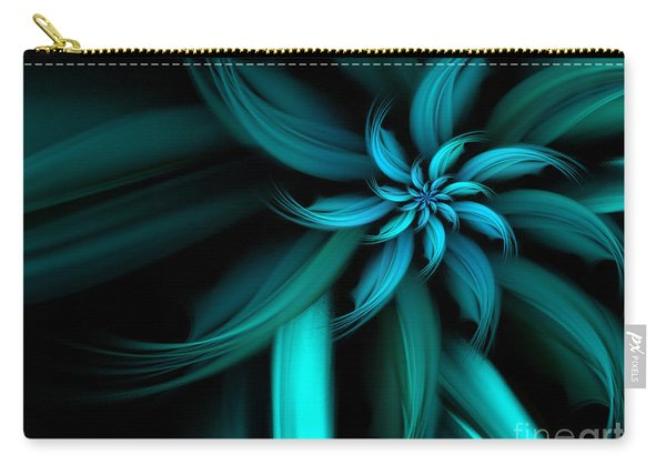 The Blue Dahlia Reprise Carry-all Pouch