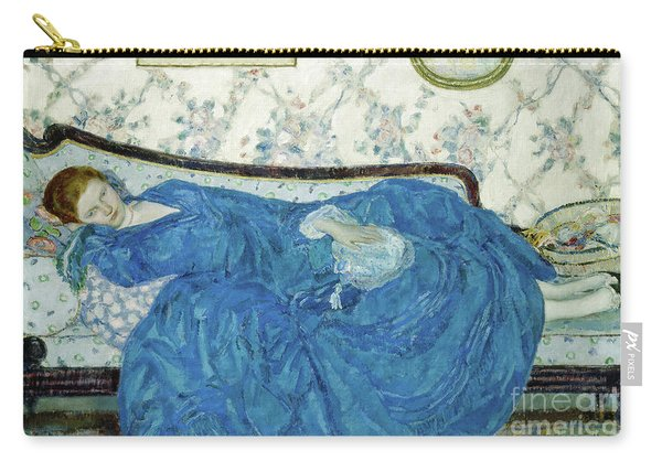 The Blue Gown, 1917  Carry-all Pouch