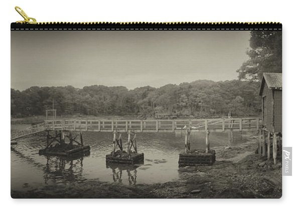 The Boathouse And Wharf Carry-all Pouch