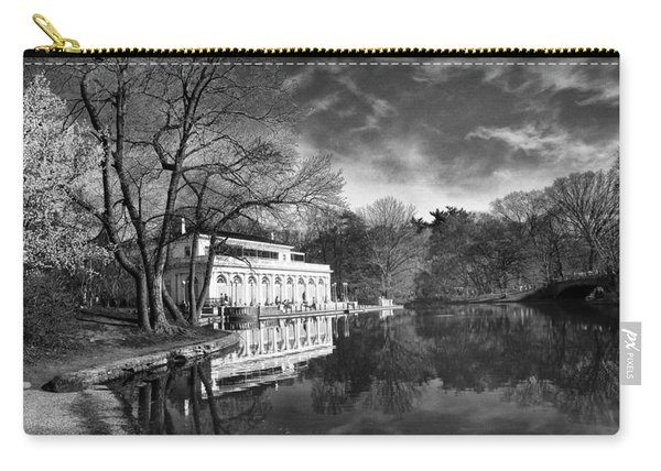 The Boathouse Of Prospect Park II Carry-all Pouch