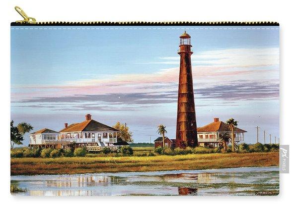 The Bolivar Lighthouse Carry-all Pouch