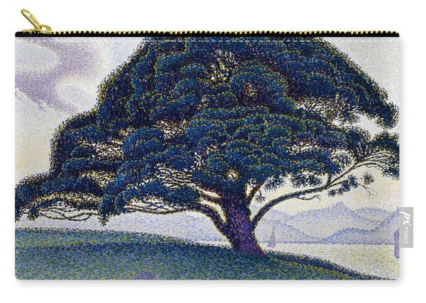 The Bonaventure Pine  Carry-all Pouch