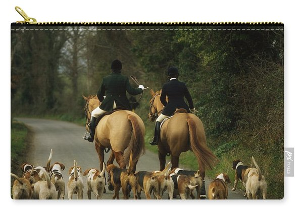 The Bray Harriers, Co Wicklow, Ireland Carry-all Pouch