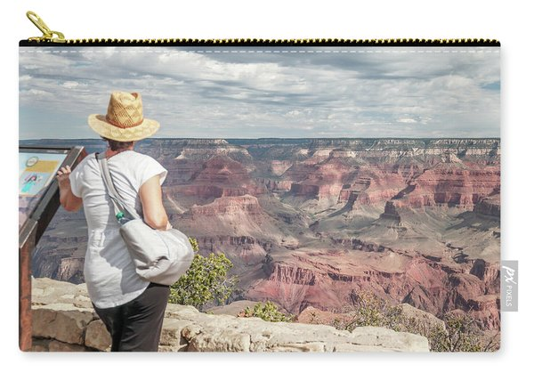 The Breathtaking View Carry-all Pouch
