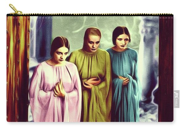 The Brides Of Dracula Carry-all Pouch