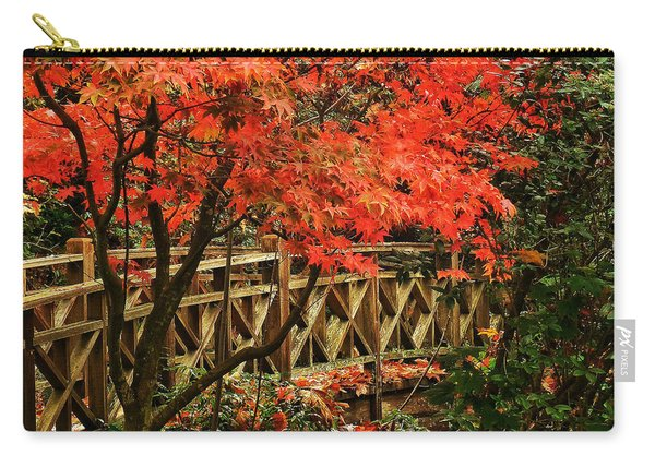 The Bridge In The Park Carry-all Pouch