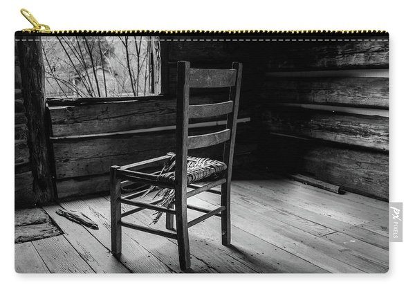 The Broken Chair Carry-all Pouch