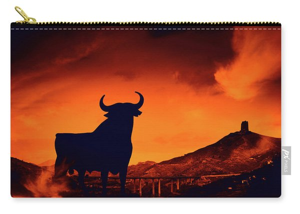Spanish Carry-all Pouch