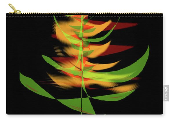 The Burning Bush Carry-all Pouch