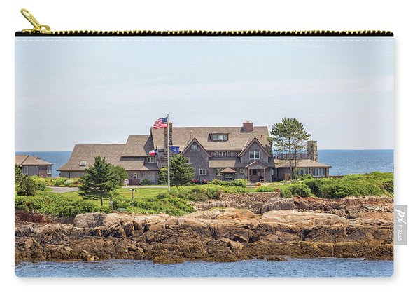The Bush Family Compound On Walkers Point Carry-all Pouch