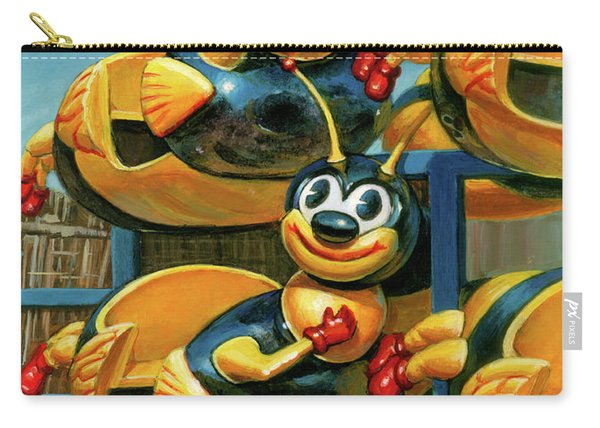 The Buzz Carry-all Pouch
