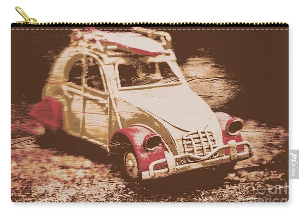 The Bygone Surfing Holiday Carry-all Pouch