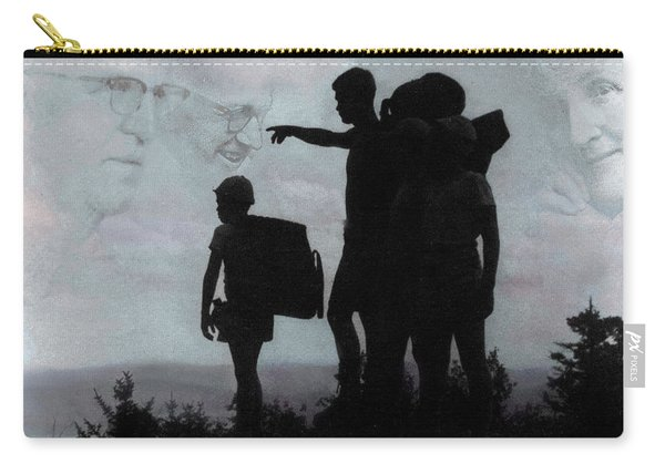 The Call Centennial Cover Image Carry-all Pouch