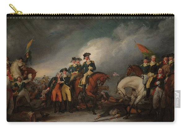 The Capture Of The Hessians At Trenton Dec 26, 1776 Carry-all Pouch