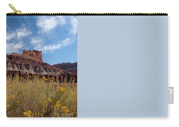 Rock Formation Capital Reef Carry-all Pouch