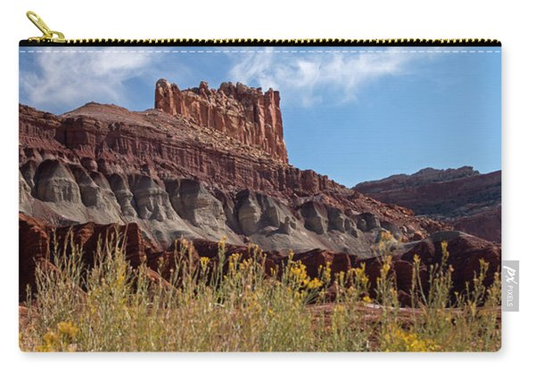 The Castle Capital Reef Carry-all Pouch