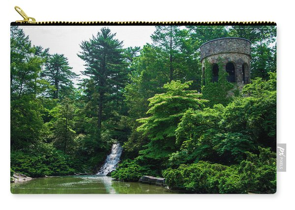 The Castle Tower At Longwood Gardens Carry-all Pouch