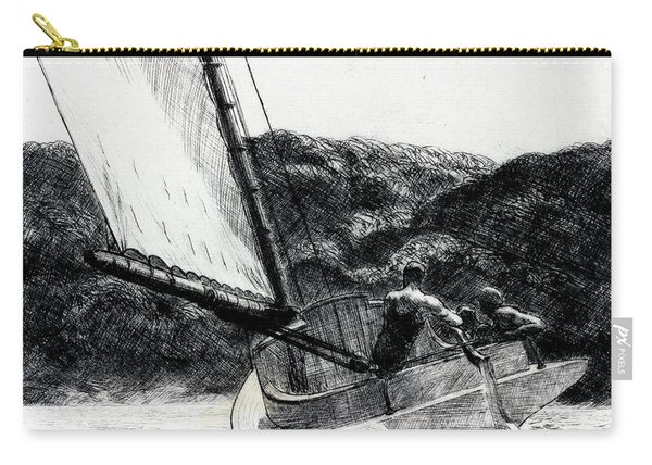 The Cat Boat Carry-all Pouch