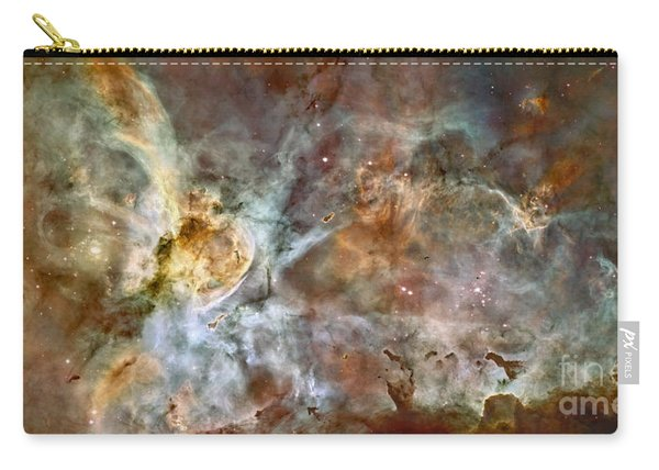 The Central Region Of The Carina Nebula Carry-all Pouch