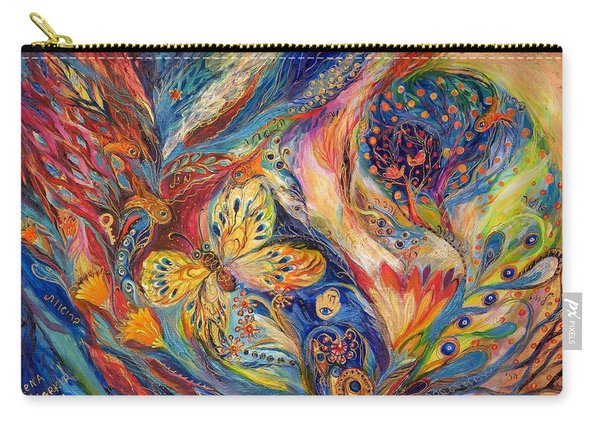The Chagall Dreams Carry-all Pouch