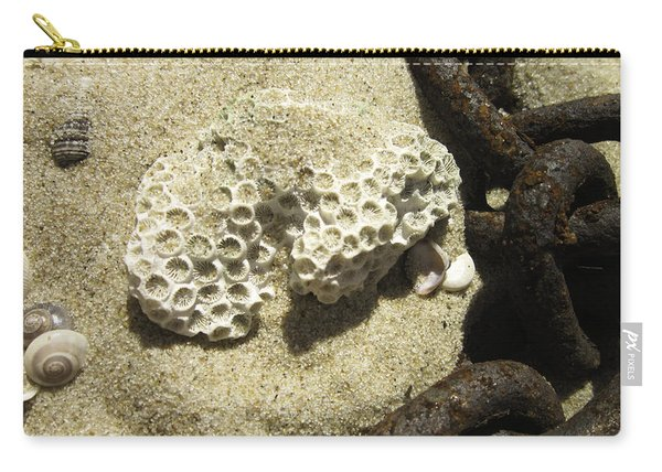 The Chain And The Fossil Carry-all Pouch