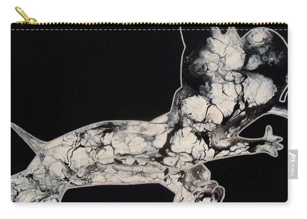 The Chase Bw Carry-all Pouch