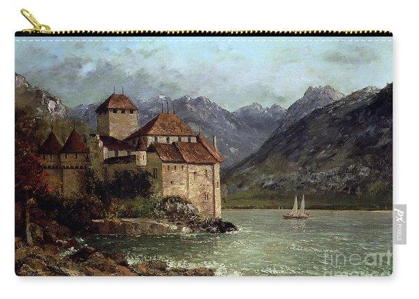 The Chateau De Chillon Carry-all Pouch