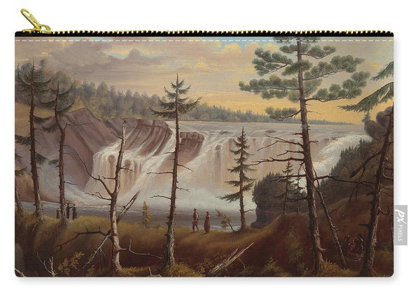 The Chaudiere Falls Carry-all Pouch