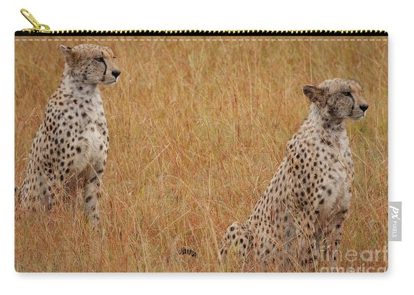The Cheetahs Carry-all Pouch